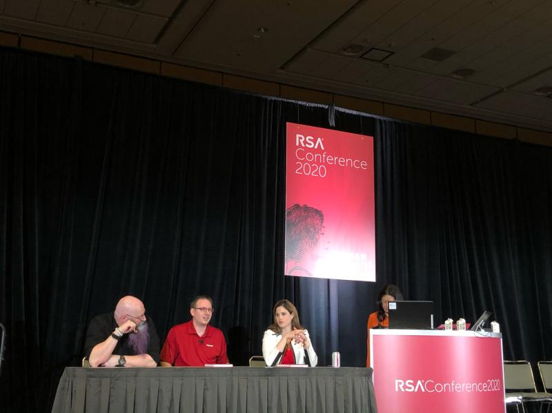 RSA 2020 Disruption Mindset Panel